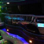 300c limuzino vidus