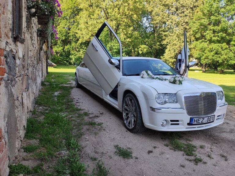 Chrysler lambo limuzino nuoma