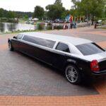 Bentley limuzino nuoma išorė