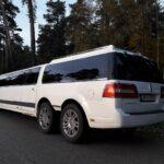 Lincoln navigator limuzino nuoma Kaune